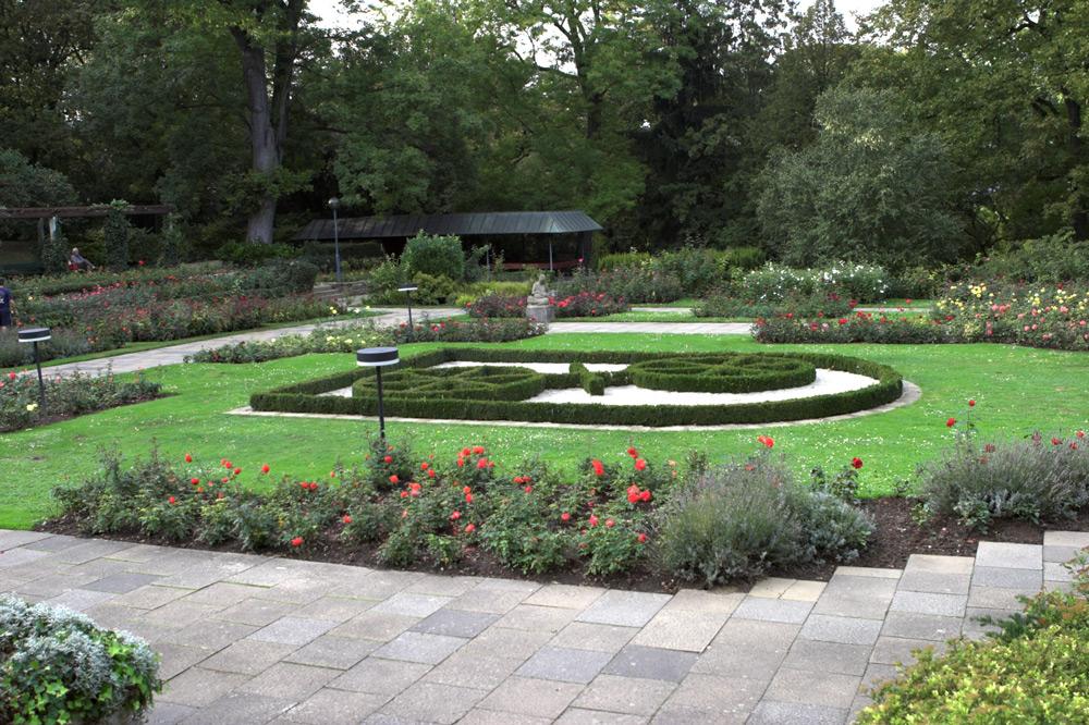 Bild Stadtpark Mainz