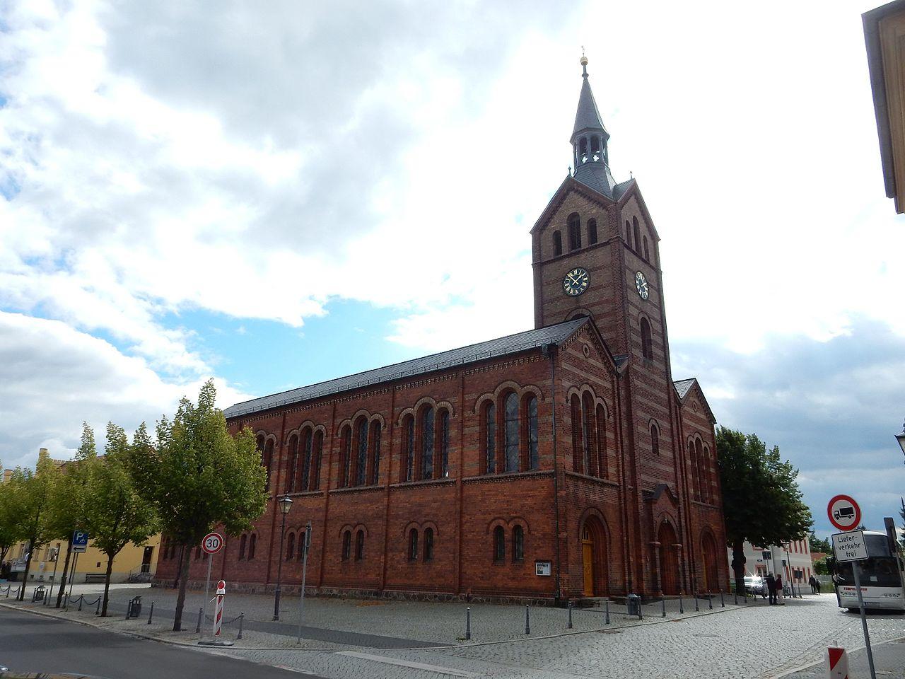 Bild Stadtkirche Peitz