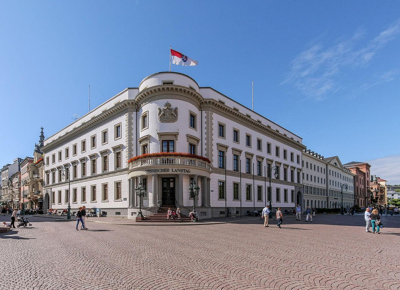 Bild Stadtschloss Wiesbaden