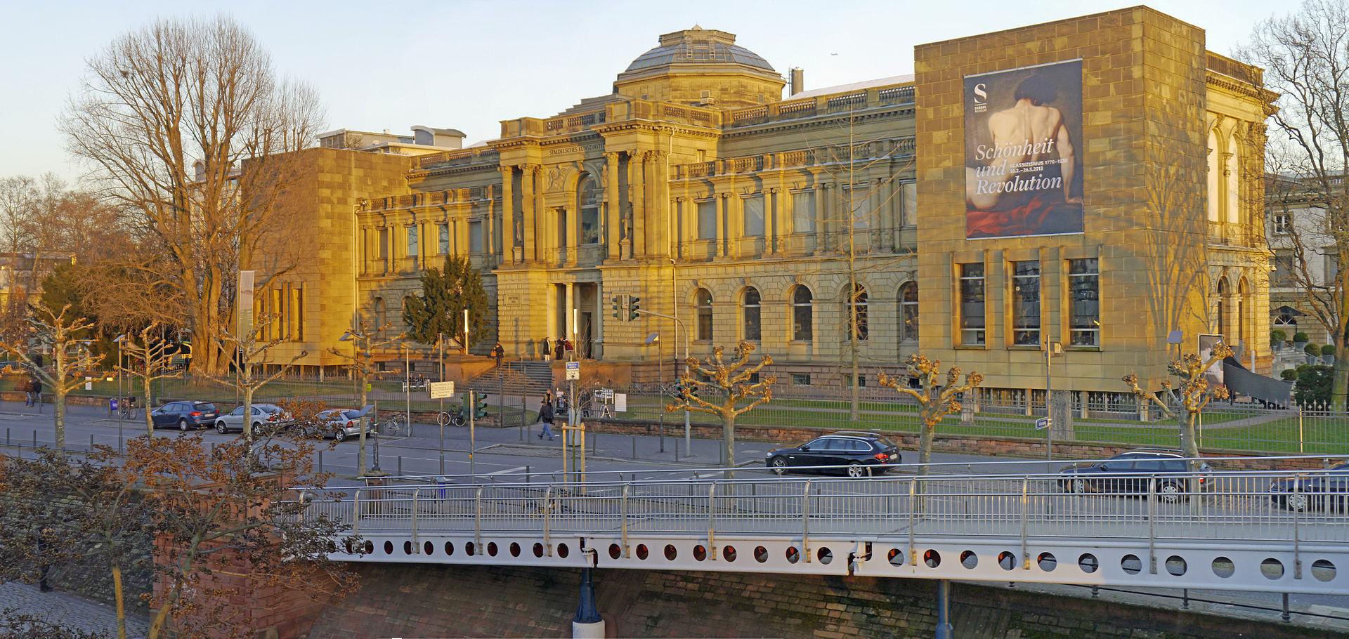 Bild Städel Museum Frankfurt Main