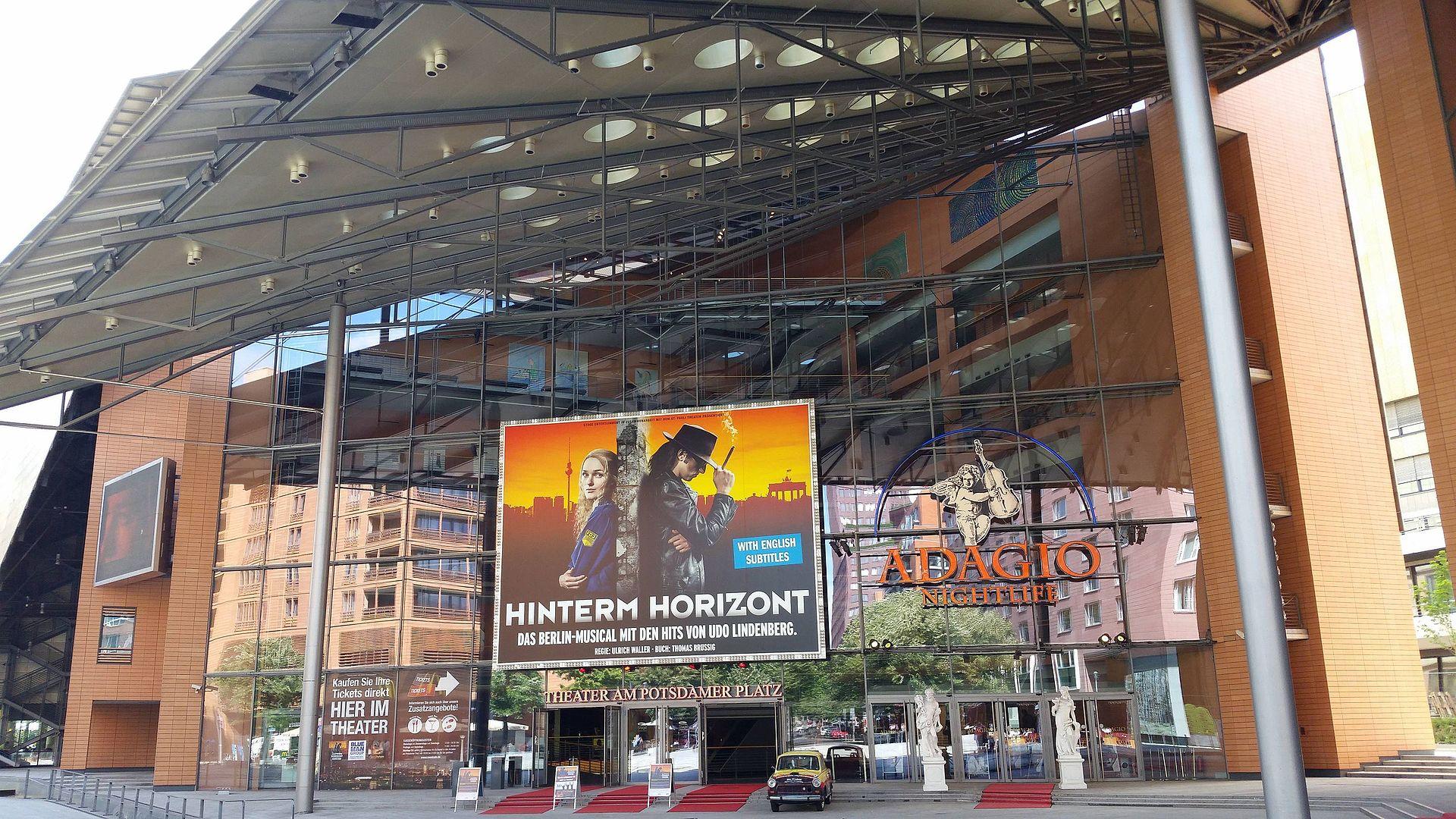Bild Theater am Potsdamer Platz Berlin