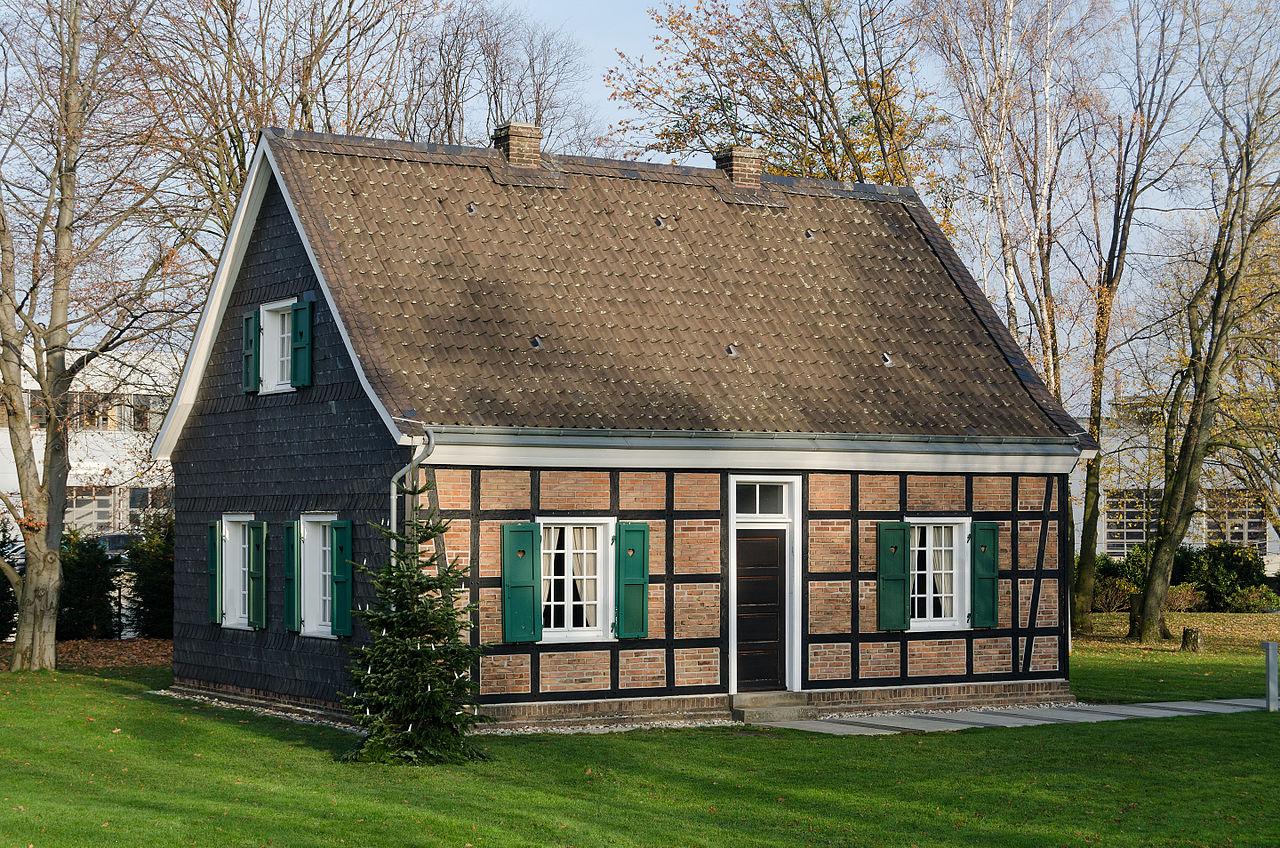 Bild Stammhaus Krupp Essen