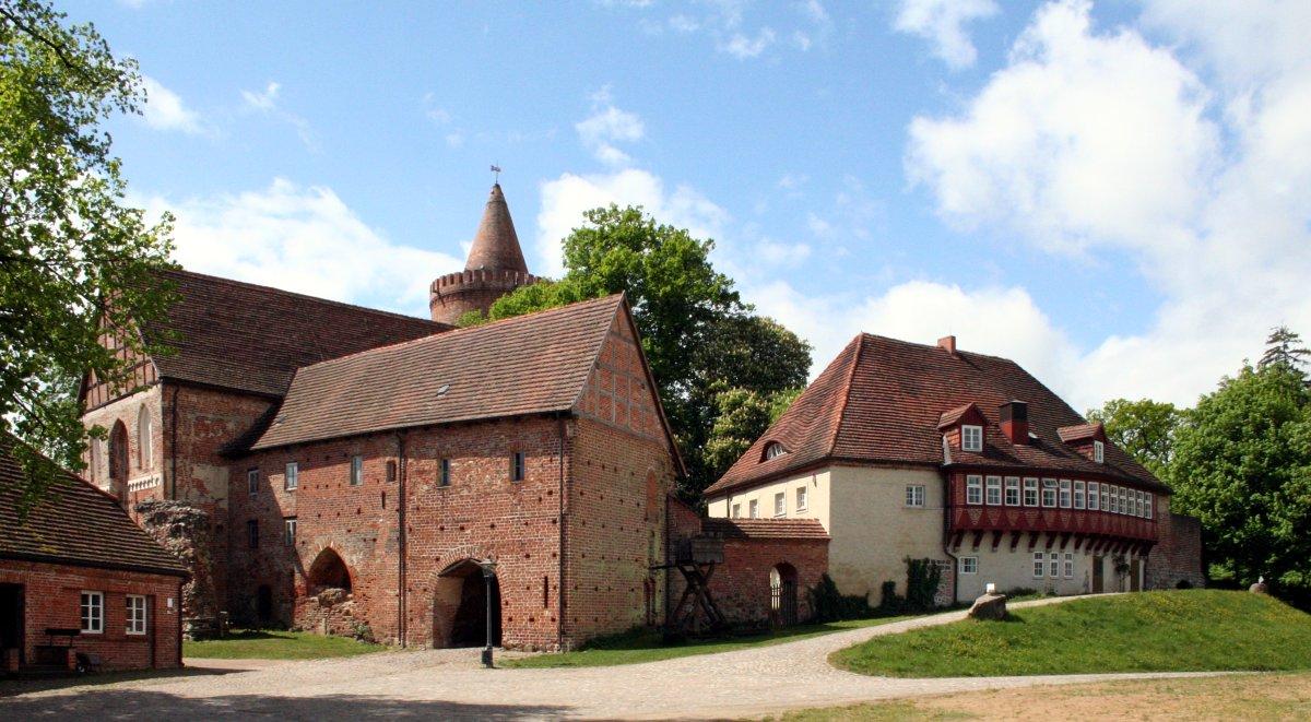 Bild Burg Stargard