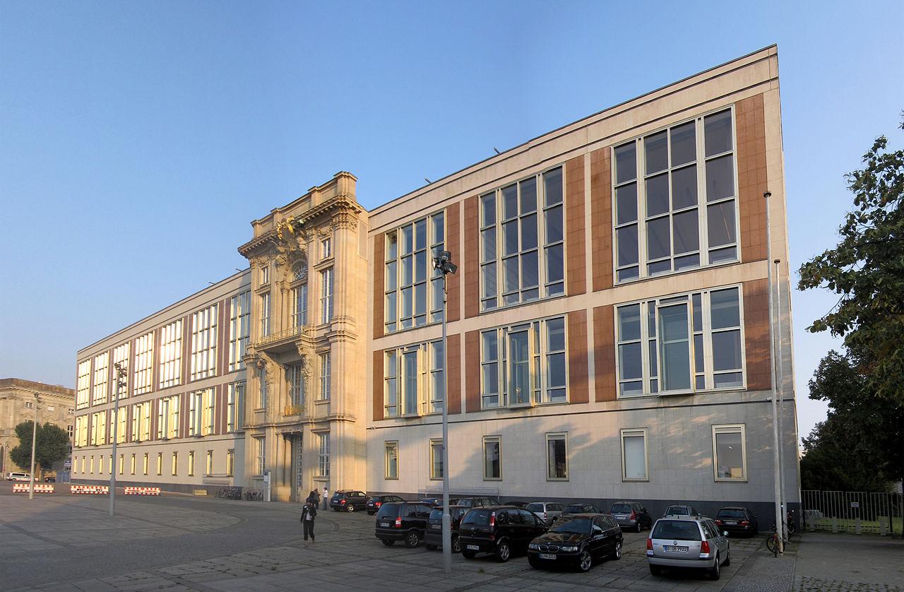 Bild Staatsratsgebäude Berlin
