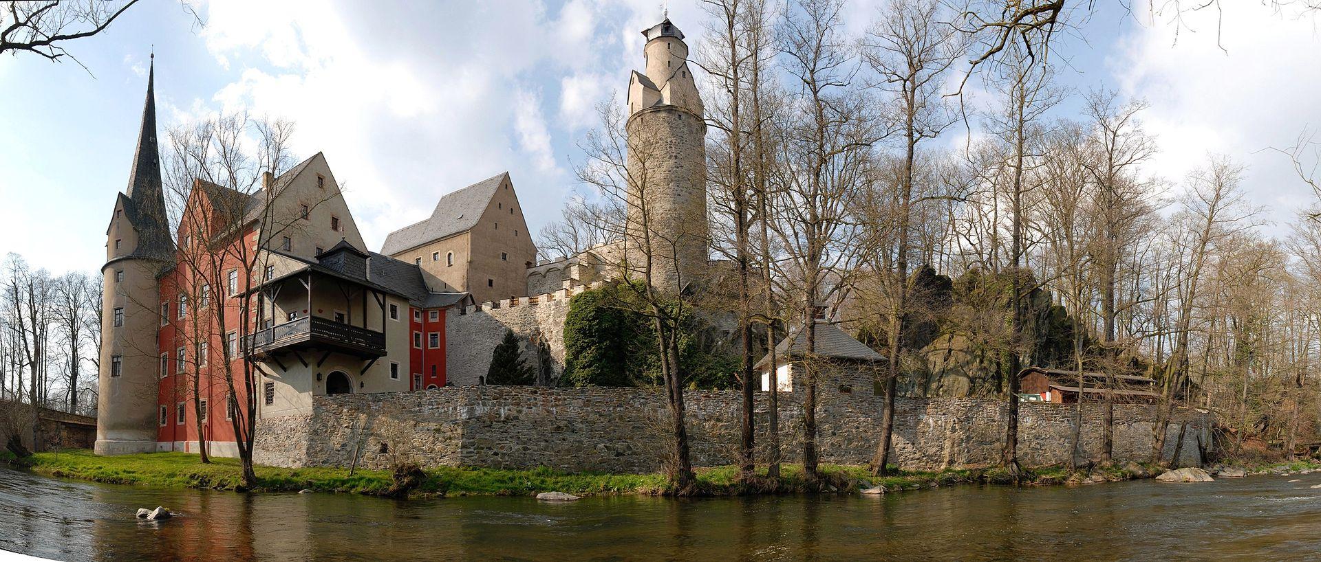 Bild Burg Stein Hartenstein
