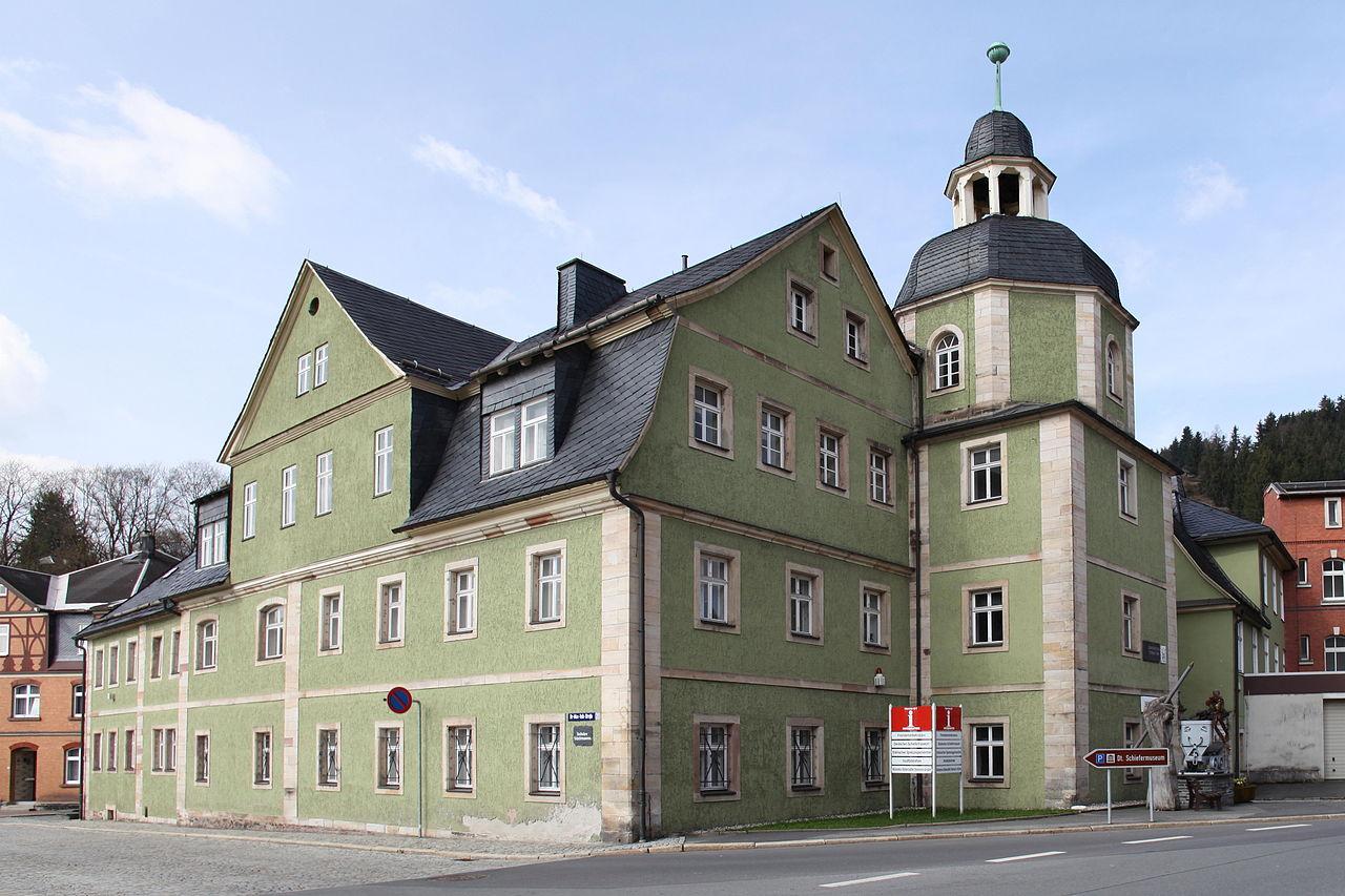 Bild Neues Schloss Steinach