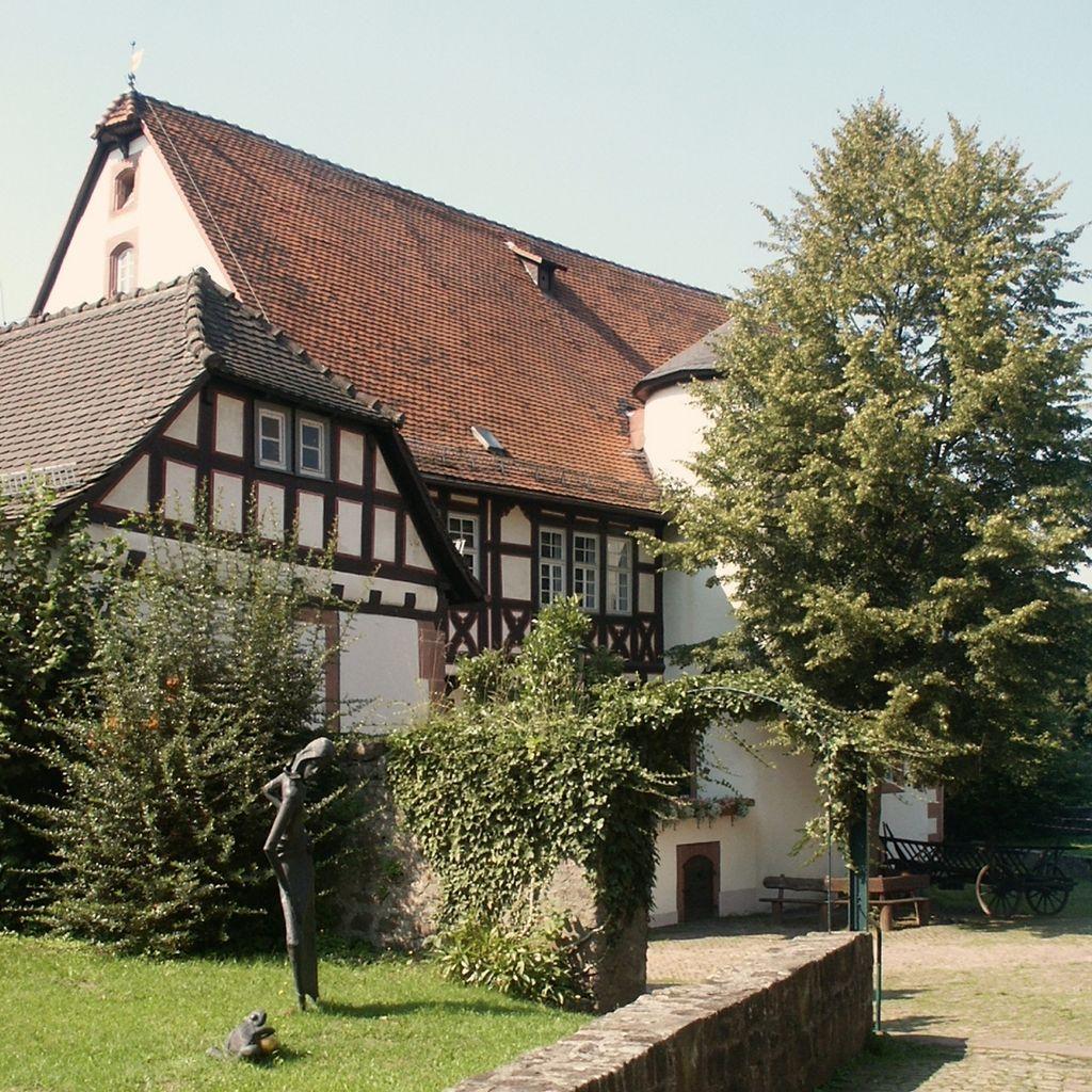 Bild Brüder Grimm Haus Steinau