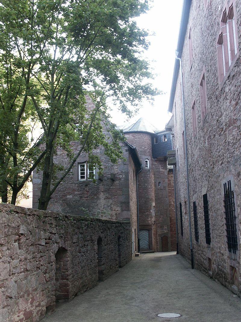 Bild Schloss Steinau