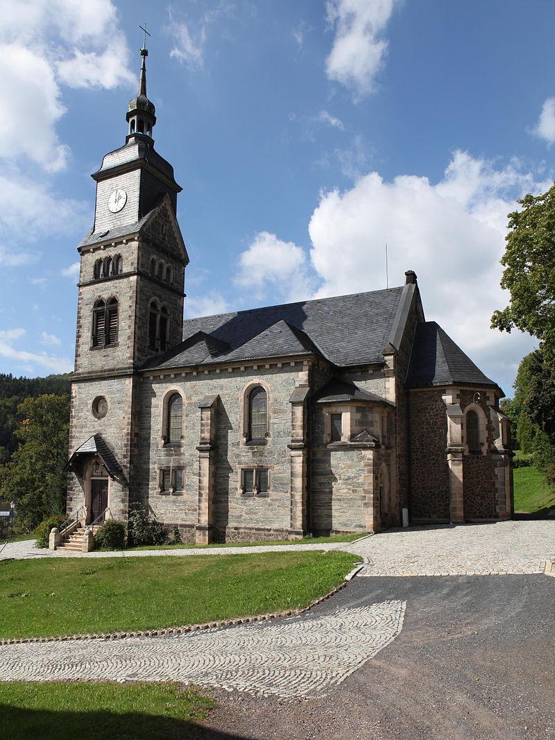 Bild Kirche St. Michael Steinbach