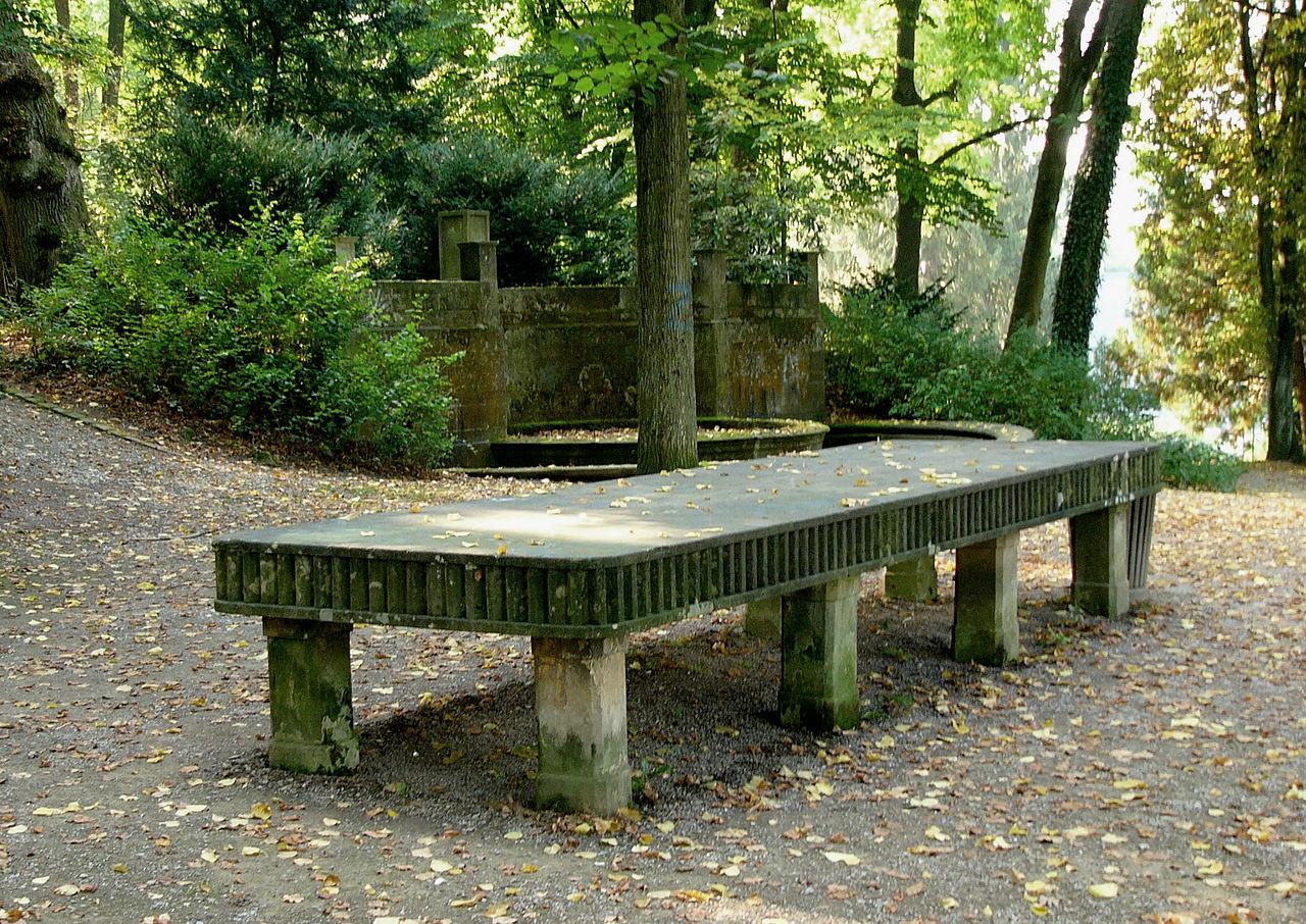 Bild Palaisgarten Detmold