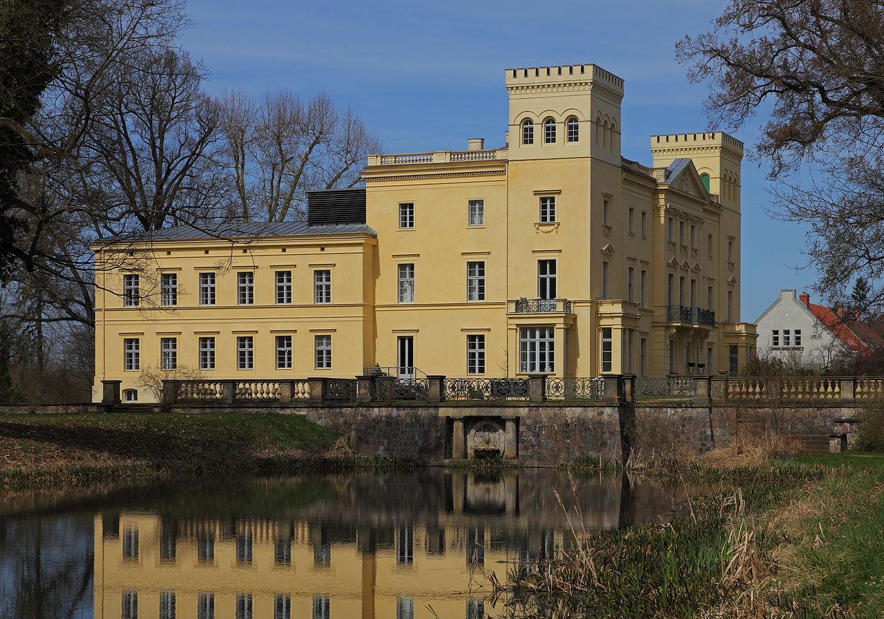 Bild Schloss Steinhöfel