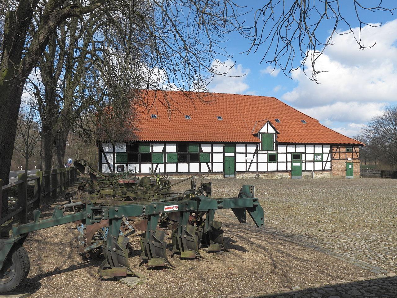 Bild Landtechnik Museum Gut Steinhof Braunschweig