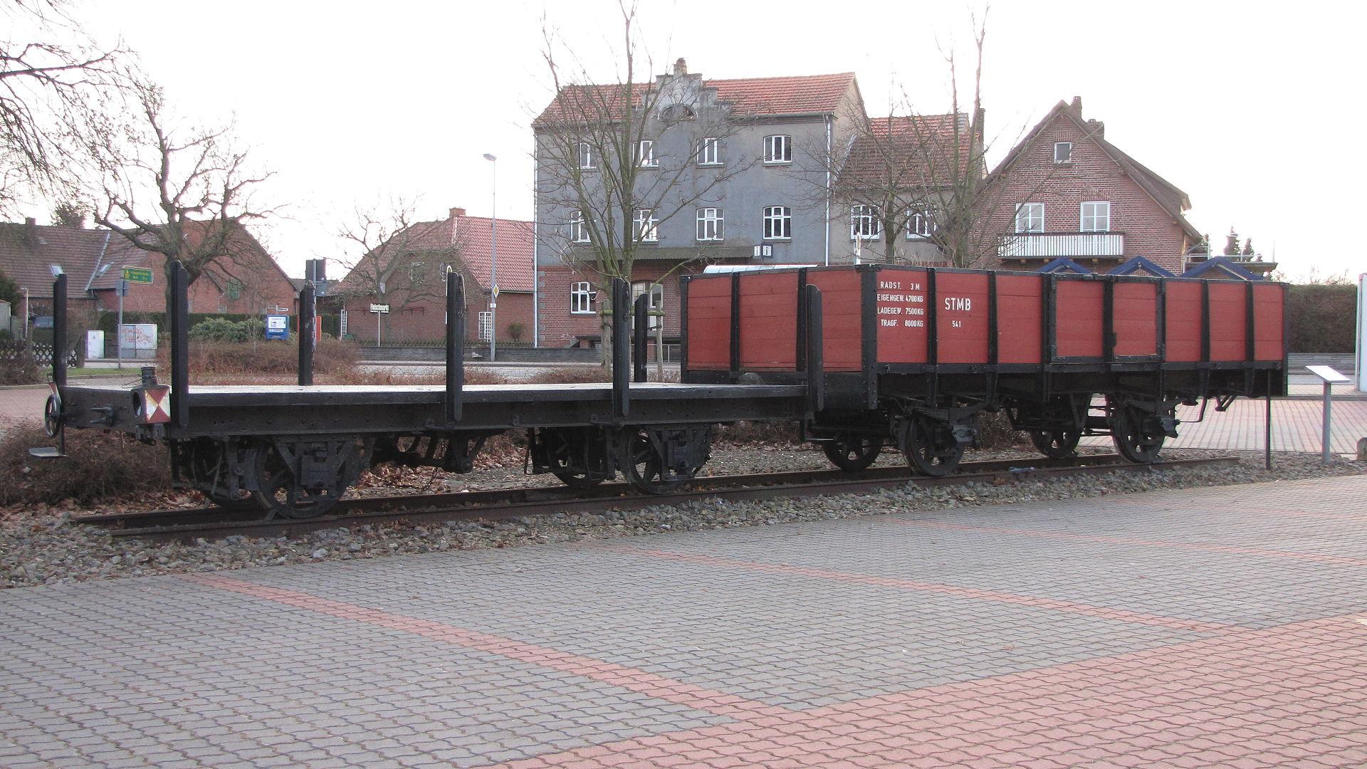 Bild Steinhuder Meer Bahn