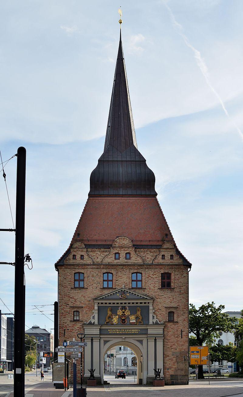 Bild Steintor Rostock