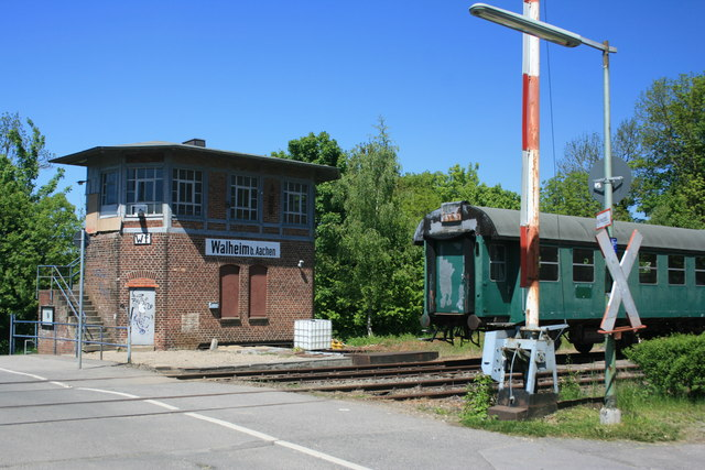 Bild Eisenbahnfreunde Grenzland Aachen