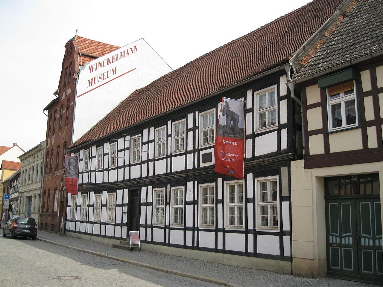 Bild Winckelmann Museum Stendal