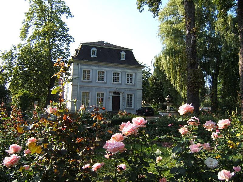 Bild Stengel Pavillon Ottweiler
