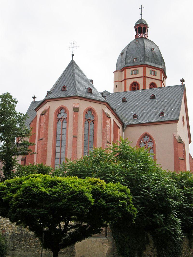 Bild Kirche St. Stephan Mainz