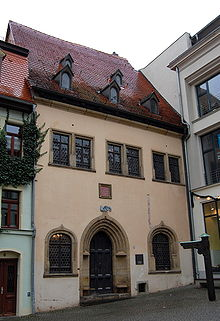 Bild Museum Luthers Sterbehaus Eisleben