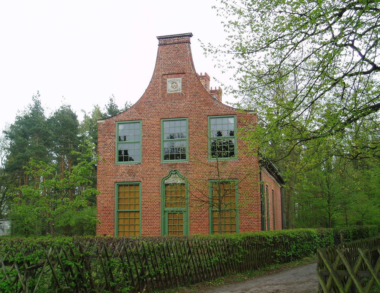 Bild Jagdschloss Stern Potsdam