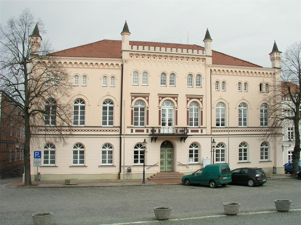 Bild Rathaus Sternberg