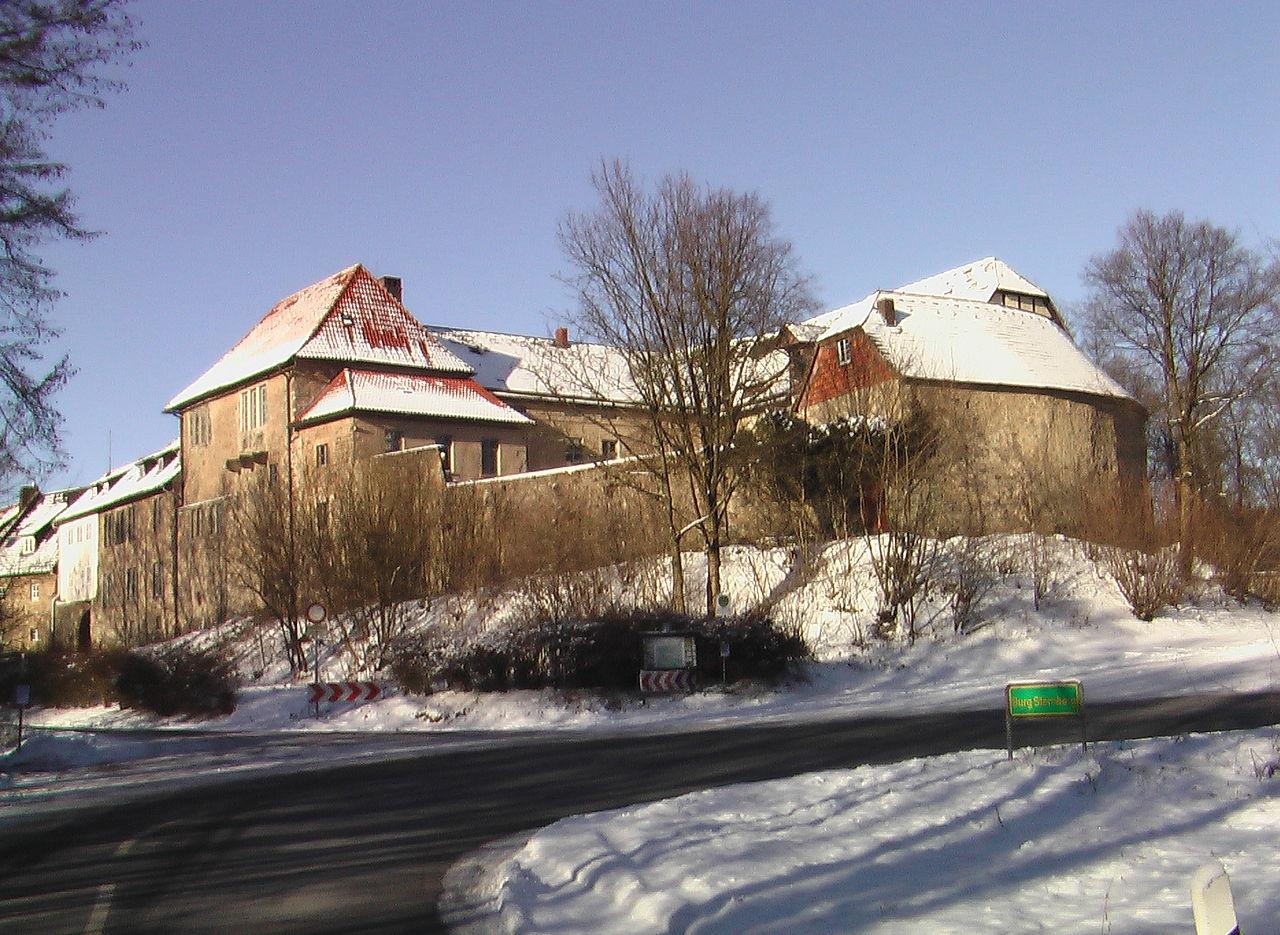 Bild Burg Sternberg Extertal