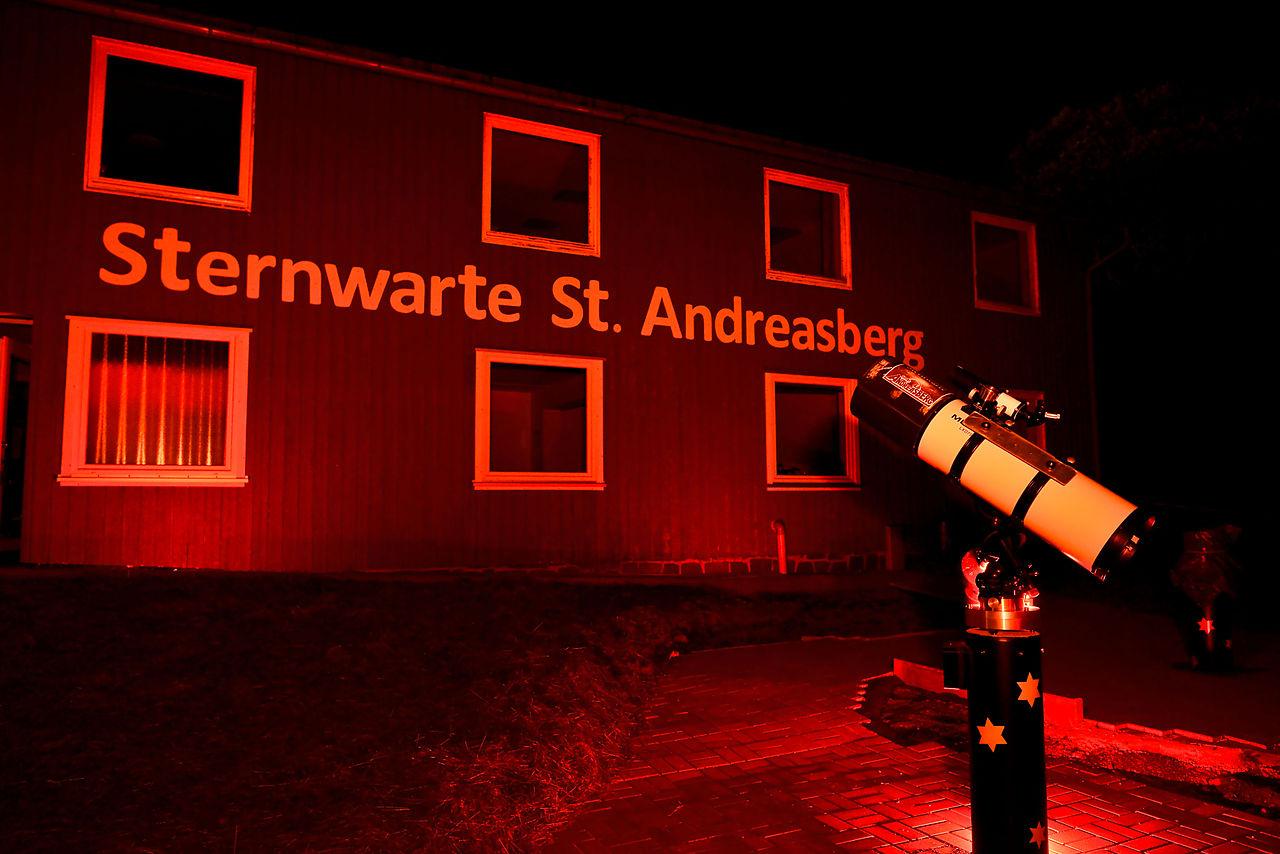 Bild Sternwarte Sankt Andreasberg