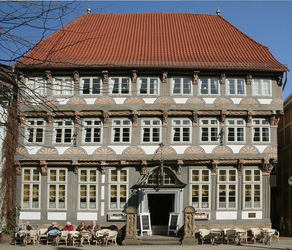 Bild Stiftsherrenhaus Hameln