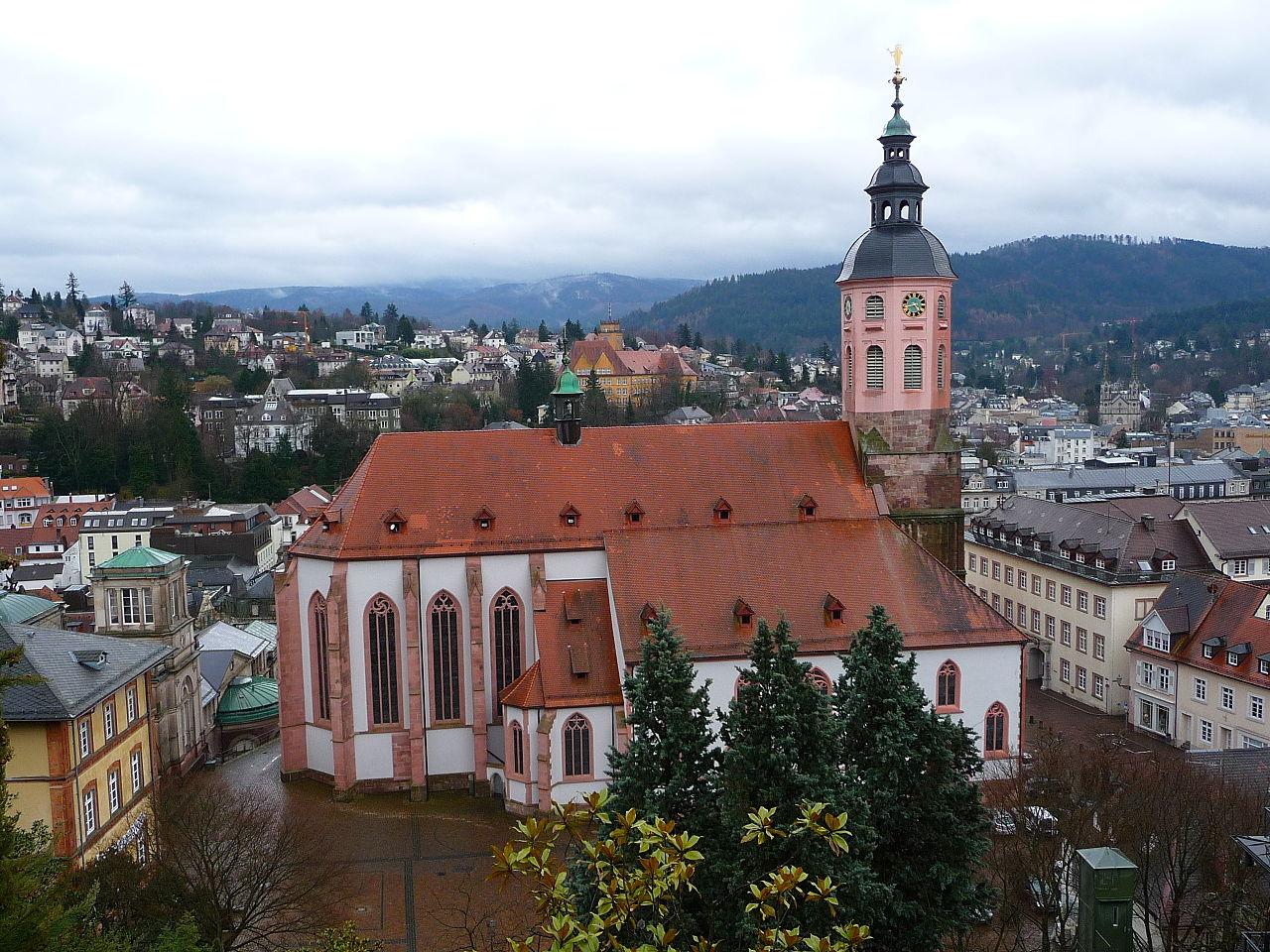 Bild Stiftskirche Baden Baden
