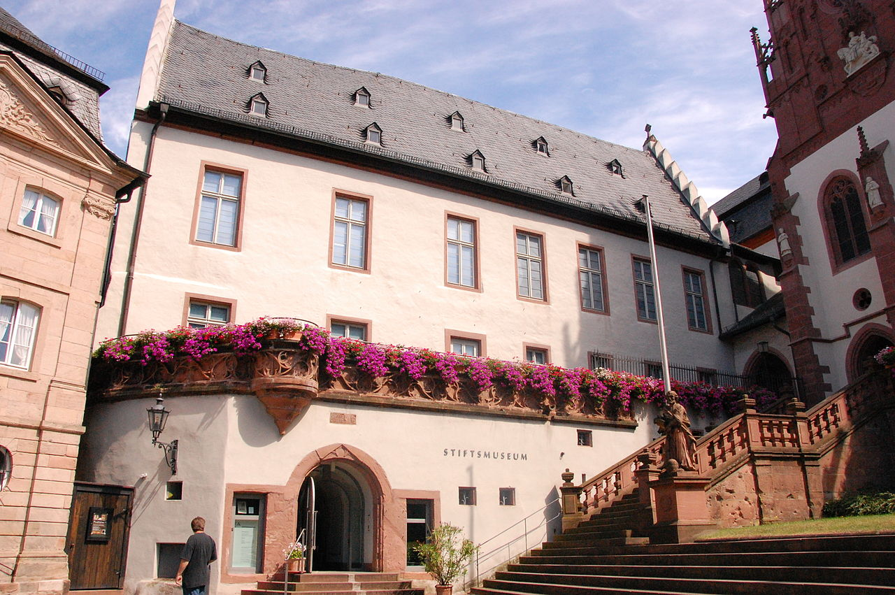 Bild Stiftsmuseum Aschaffenburg