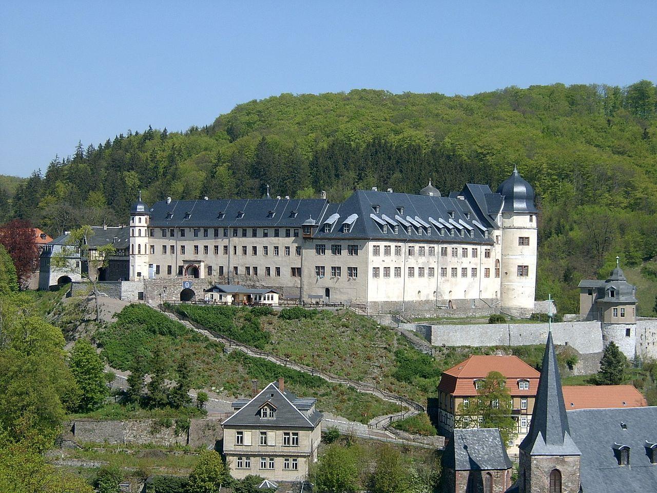 Bild Schloss Stolberg