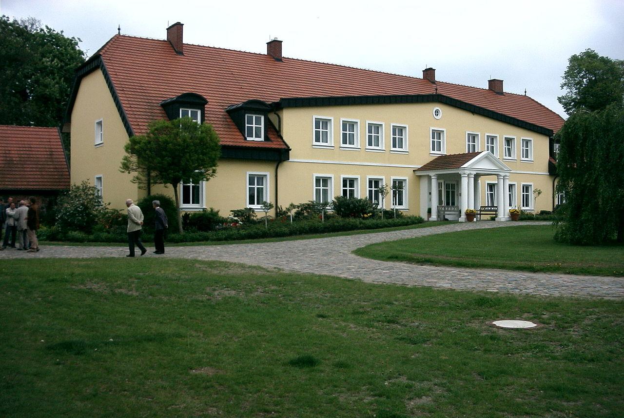 Bild Gutshaus Stolpe