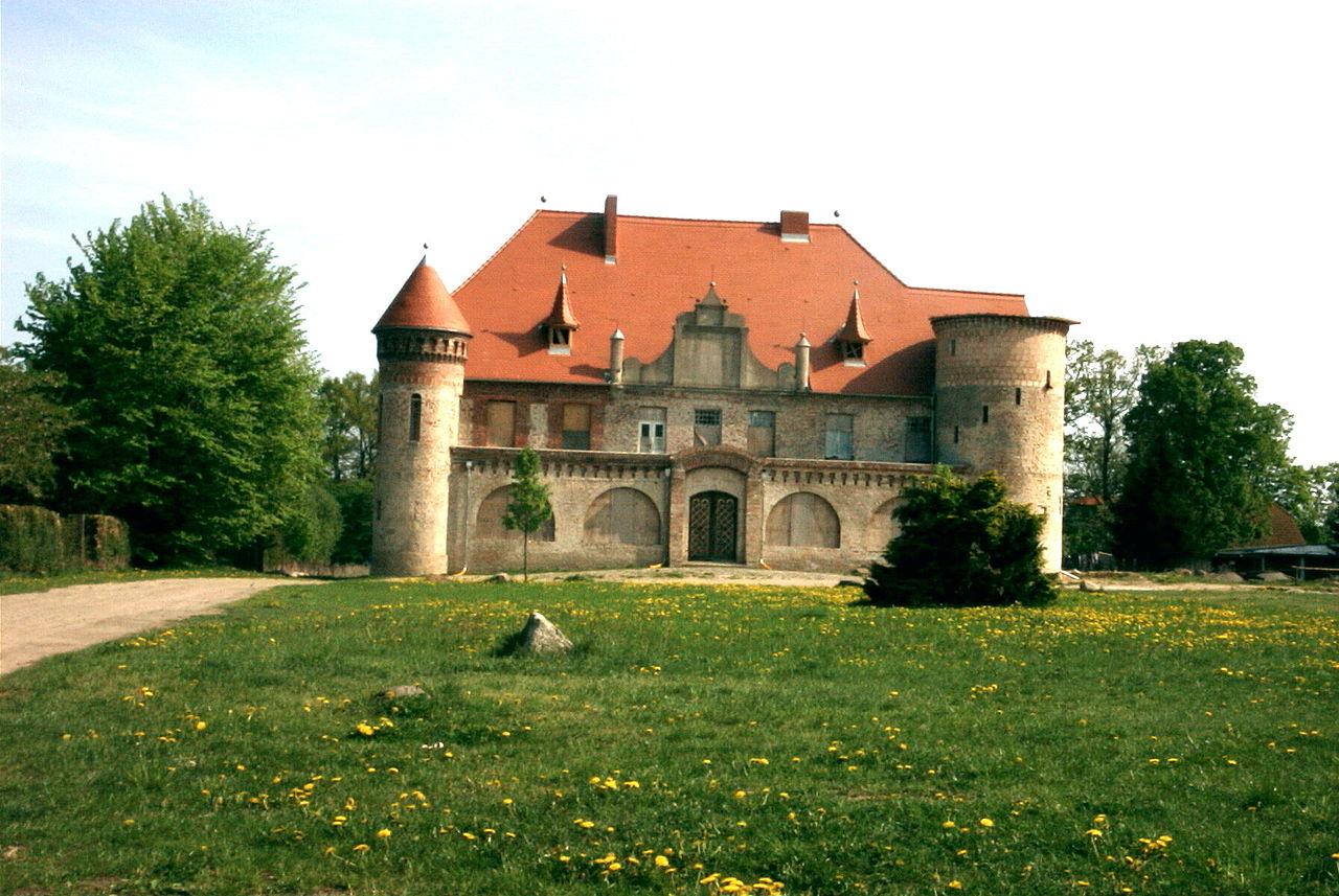 Bild Schloss Stolpe