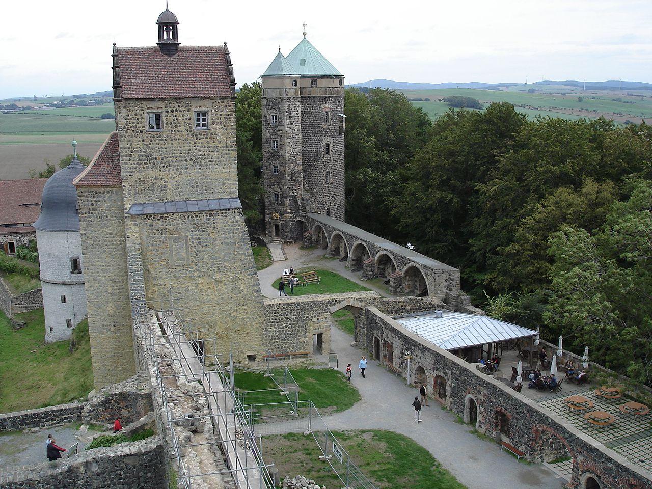 Bild Burg Stolpen