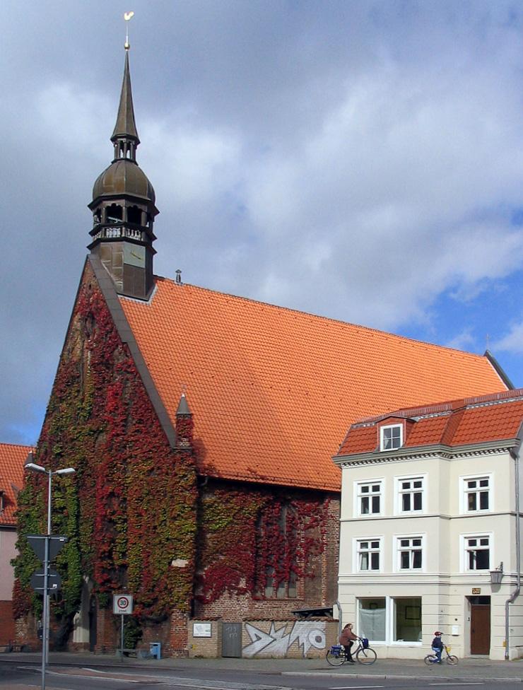 Bild Heiliggeistkloster Stralsund