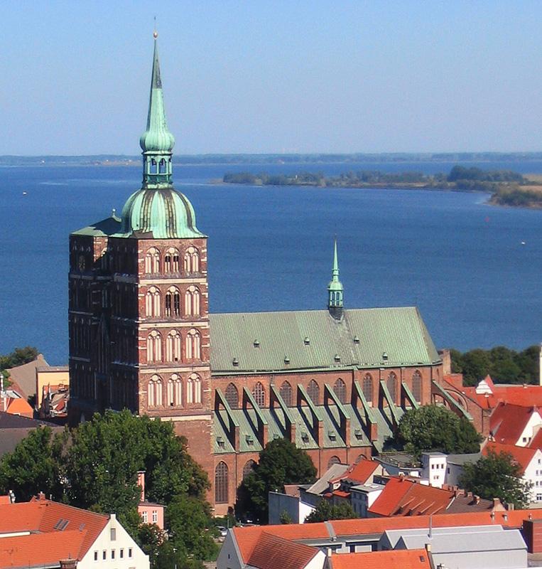 Bild St. Nikolai Kirche Stralsund