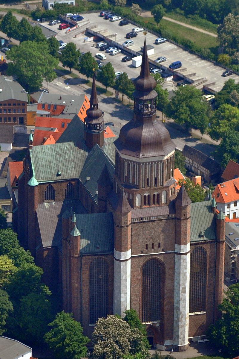 Bild St. Marien Kirche Stralsund