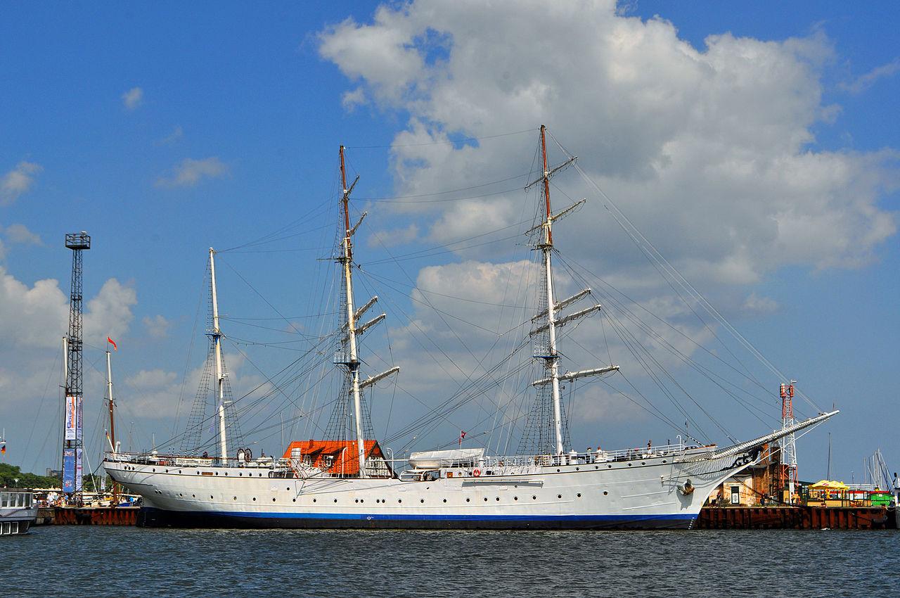 Bild Gorch Fock Stralsund