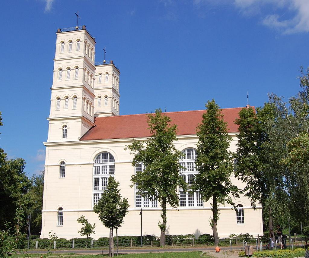 Bild Kirche Straupitz