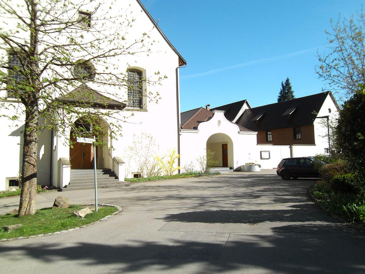 Bild Kapuzinerkloster Stühlingen