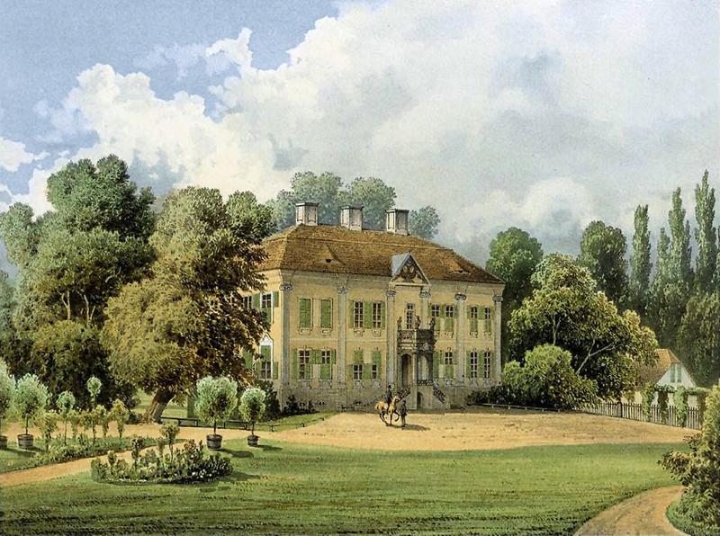 Bild Schloss Stülpe