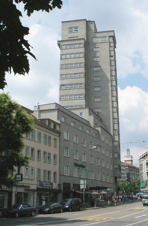 Bild Tagblatt Turm Stuttgart