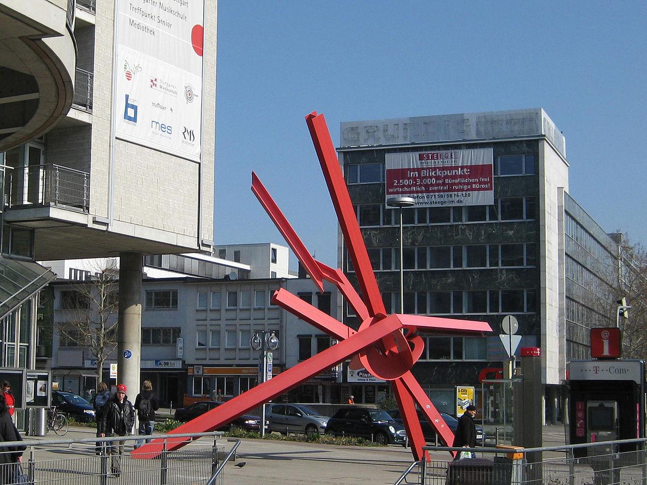 Bild Calwer Passage Stuttgart