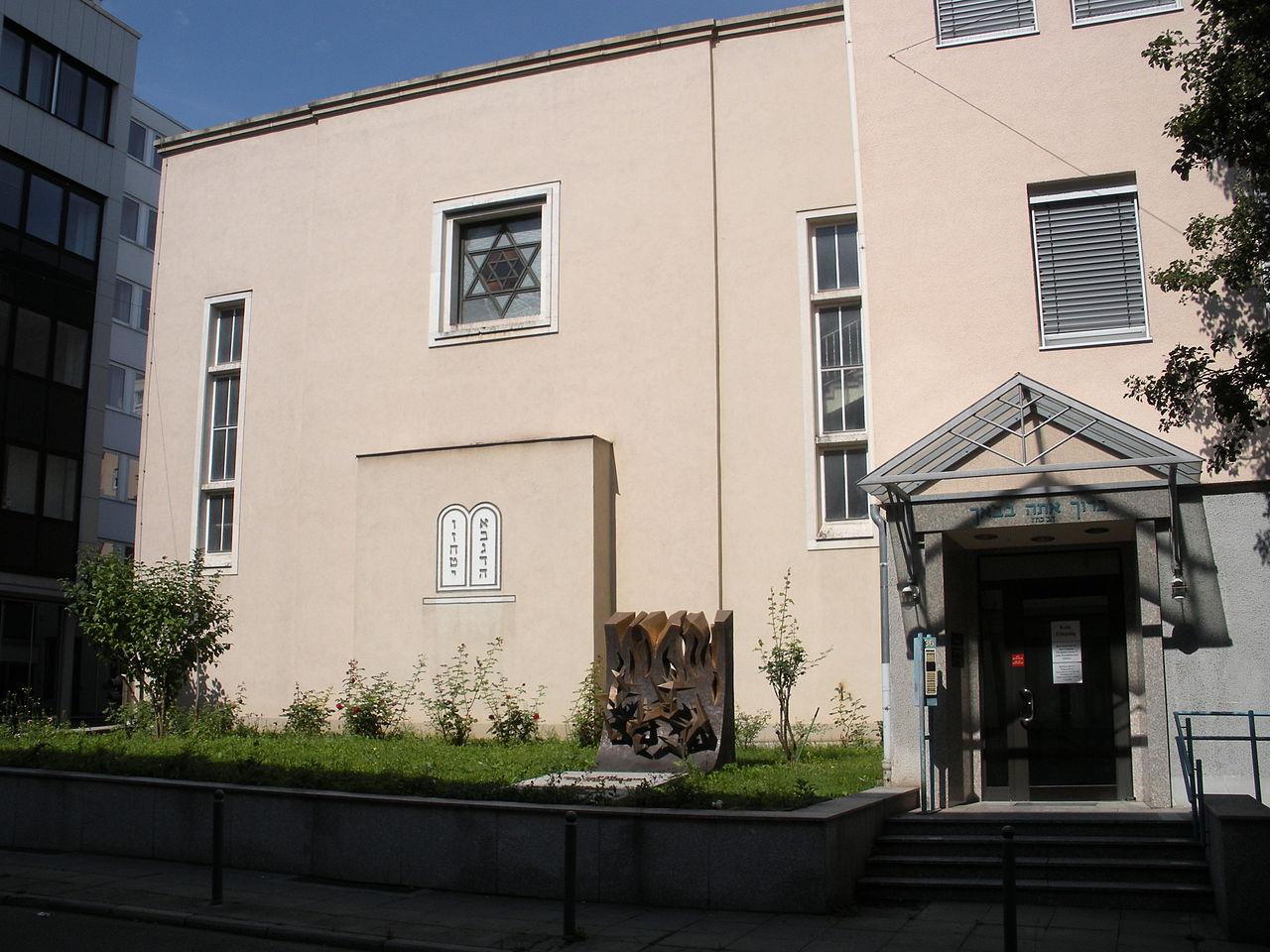 Bild Synagoge Stuttgart