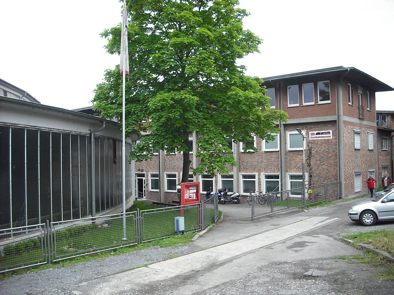 Bild Süddeutsches Eisenbahnmuseum Heilbronn