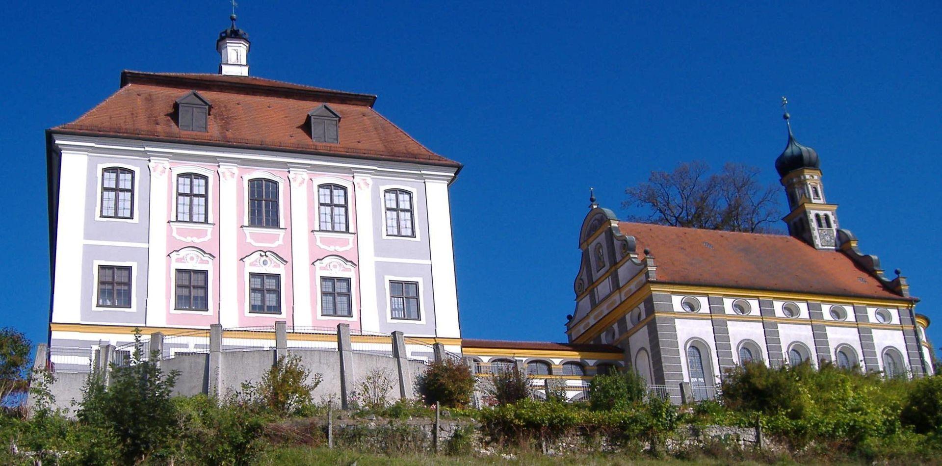 Bild Schloss Leitheim
