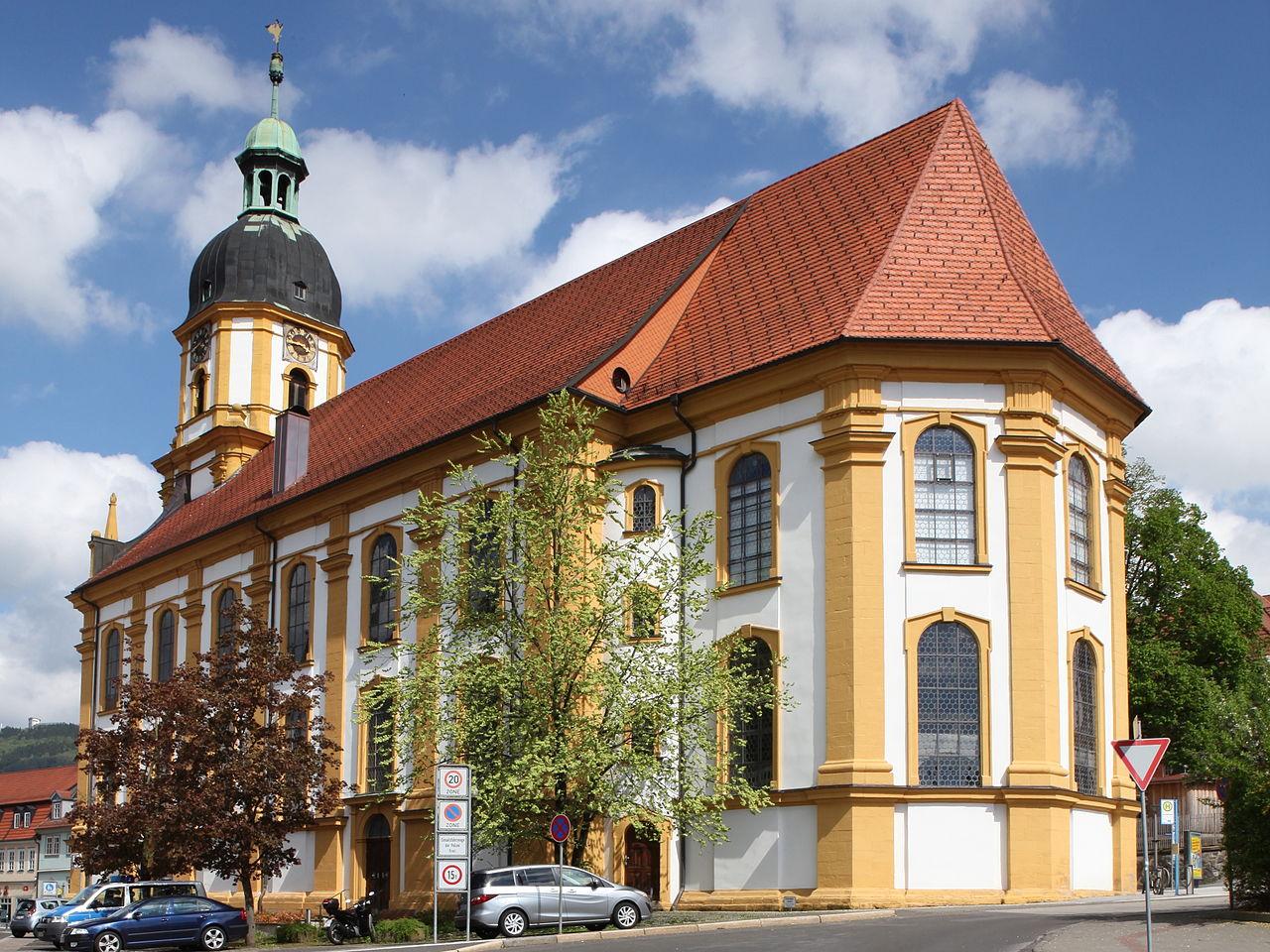 Bild Kreuzkirche Suhl