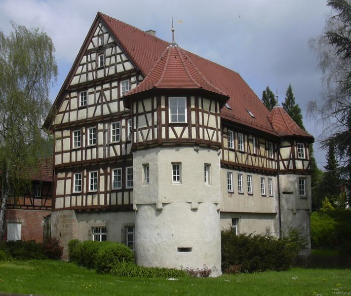 Bild Schloss Lautereck Sulzbach an der Murr