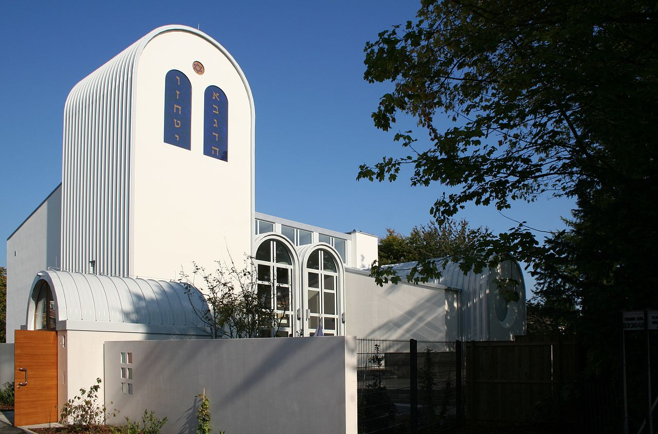 Bild Jüdisches Gemeindezentrum Bielefeld