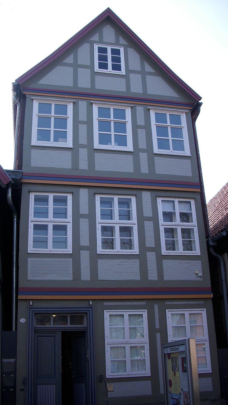 Bild Synagoge Celle
